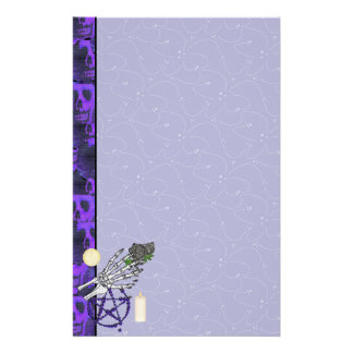Witch Playthings Stationery