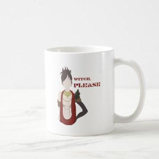 Witch, Please Coffee Mug