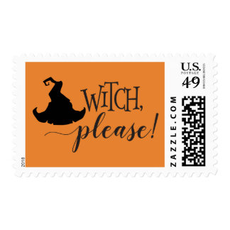 Witch, Please! Postage