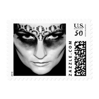 Witch. Postage