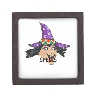 Witch Premium Trinket Box