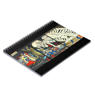 Witch Princess and Skeleton Specter 1844 Notebook