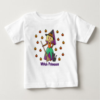 Witch Princess Baby T-Shirt