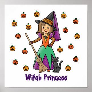 Witch Princess Print
