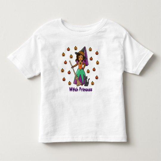 Witch Princess Toddler T-shirt