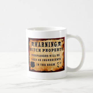 Witch Property Coffee Mug
