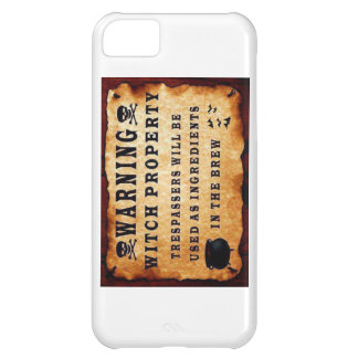 Witch Property iPhone 5C Cover