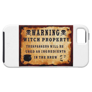 Witch Property iPhone SE/5/5s Case