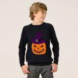 Witch pumpkin sweatshirt
