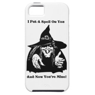 Witch Putting A Spell On You iPhone SE/5/5s Case