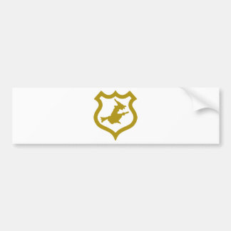 witch-shield.png bumper sticker