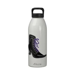 Witch Shoe Drinking Bottle