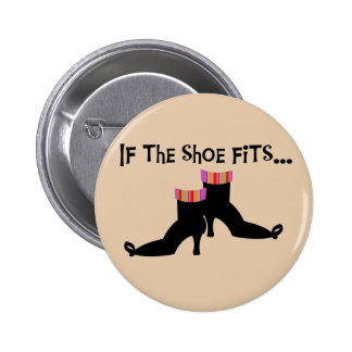 Witch Shoes T-shirts and Gifts 2 Inch Round Button