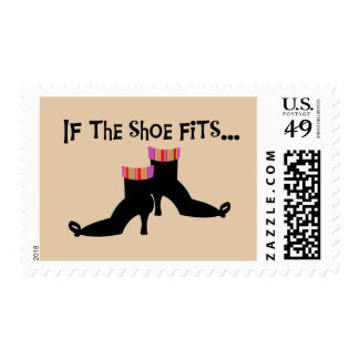 Witch Shoes T-shirts and Gifts Postage