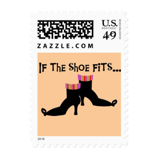 Witch Shoes T-shirts and Gifts Stamps