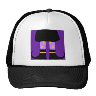 Witch Shoes Trucker Hat