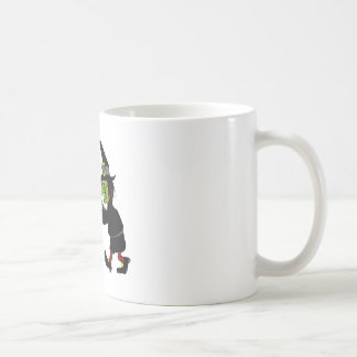 Witch shopping for supplies coffee mug