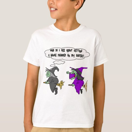 Witch Sisters T-Shirt