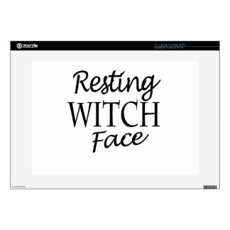 witch skin for laptop