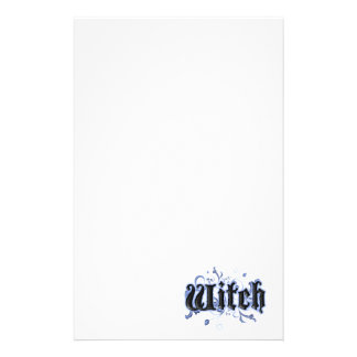 Witch Stationery