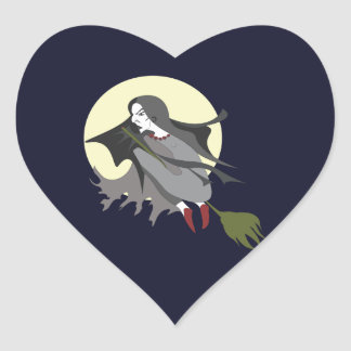 Witch Stickers