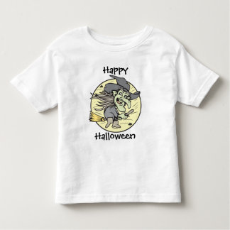 Witch!  Text! Toddler T-shirt