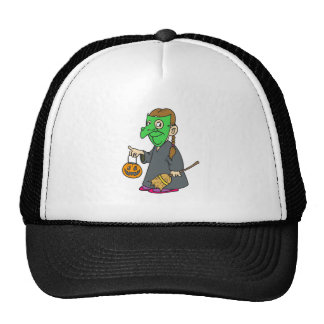 Witch Trick or Treater Hats
