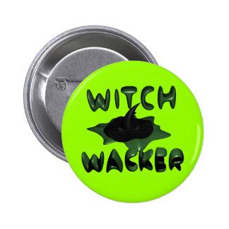 Witch Wacker Button