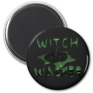 Witch Wacker Magnet