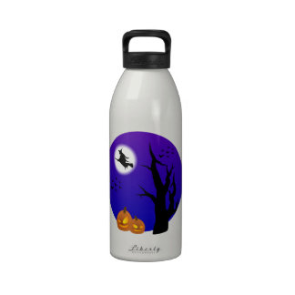 witch drinking bottle