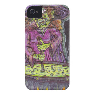 Witch Way iPhone 4 Cover