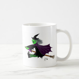 Witch way mug