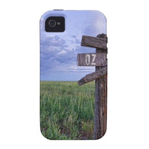 Witch Way to OZ iPhone 4/4S Case