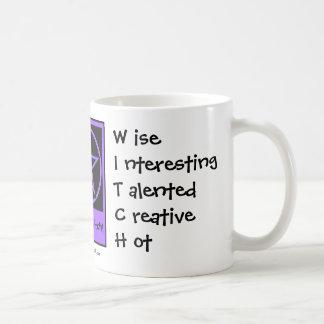 Witch Wise Intelligent Talented Creative Hot Mug