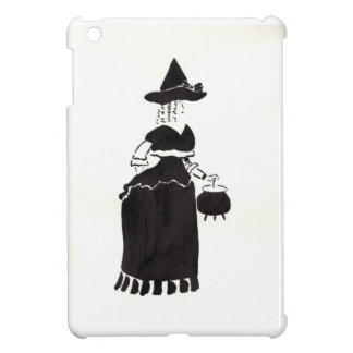 Witch With A Cauldron iPad Mini Cover