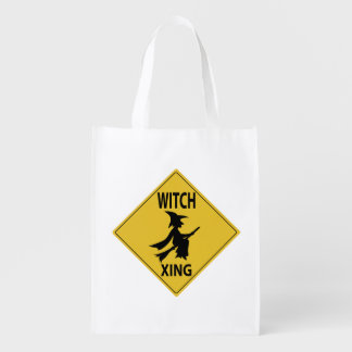 Witch Xing Grocery Bags