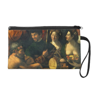 Witchcraft or Allegory of Hercules, c.1535 (oil on Wristlet Purse