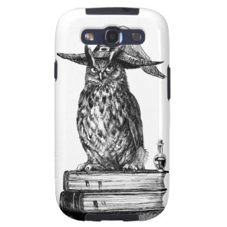 Witchcraft owl Halloween magic Samsung Galaxy S3 Cover