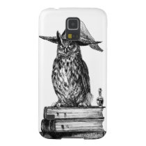 Witchcraft owl Halloween magic Galaxy S5 Case