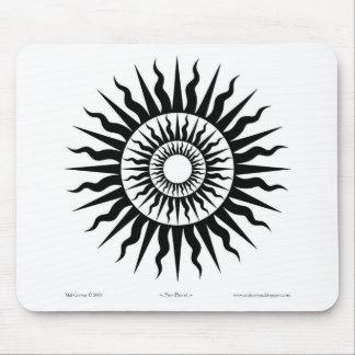 Witchcraft: Sun Burst #3 Mouse Pad
