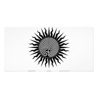 Witchcraft: Sun Burst; Labyrinth #4 Photo Card