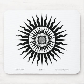 Witchcraft: Sunburst #1 Mouse Pad