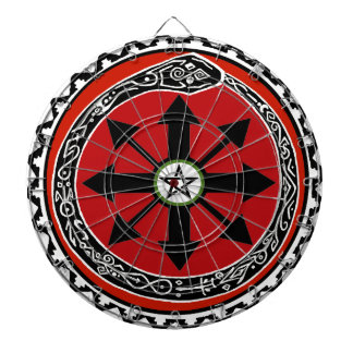 Witchcraft Symbol for Chaos Dart Boards