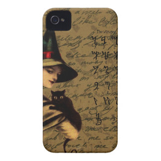 Witchcraft vintage iPhone 4 cover