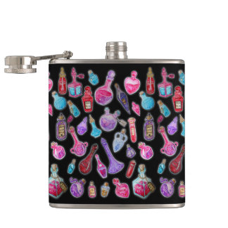 Witchcraft: Witches Potions Flask