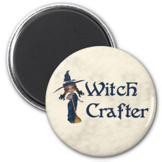 Witchcrafter Magnet