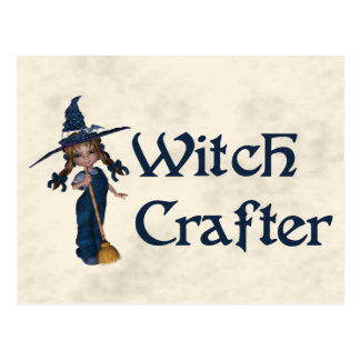 Witchcrafter Post Cards