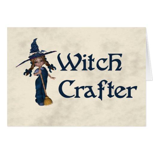 Witchcrafter Tarjetas