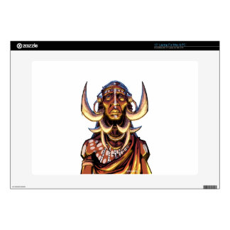 """WITCHDOCTOR, meccacon 15"""" Laptop Decal"""