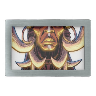 WITCHDOCTOR, meccacon Belt Buckle